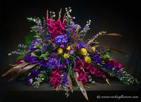 Colorfull Flower Sprei 588 best images about funeral flowers on