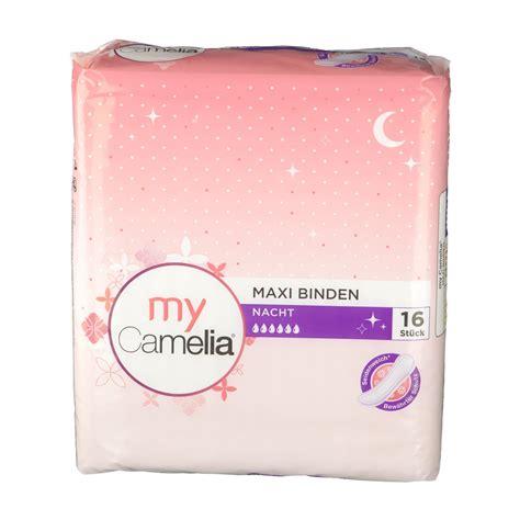 Camelia Maxi my camelia 174 maxi binden nacht shop apotheke at