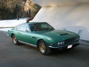 1970 Aston Martin 1970 Aston Martin Db6 Photos Informations Articles