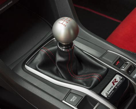 Aluminum Speed Manual Shift Gear Honda Type R Untuk Mobil Racing Mugen jdm fk8 civic type r 6 speed shift knob bronze