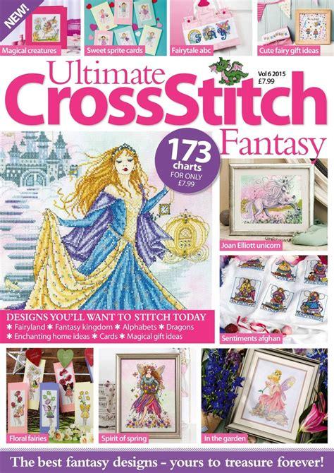 ultimate cross stitch specials  june