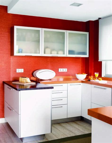 rote küche günstig kaufen waschbecken farblich