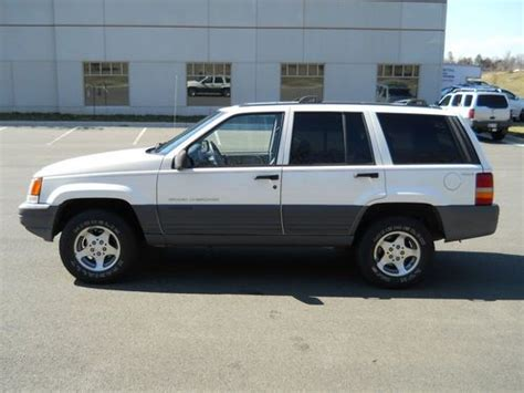 how cars work for dummies 1996 jeep cherokee lane departure warning find used 1996 jeep grand cherokee 4x4 automatic in manassas virginia united states