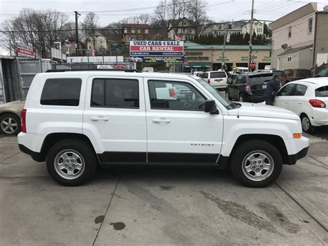 used jeep suv used 2012 jeep patriot suv 7 990 00