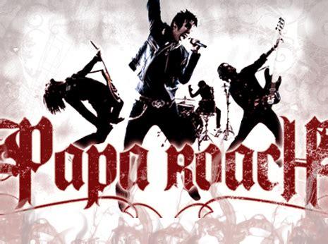 Kaos Papa Roach 01 papa roach time for annihilation djakarta182