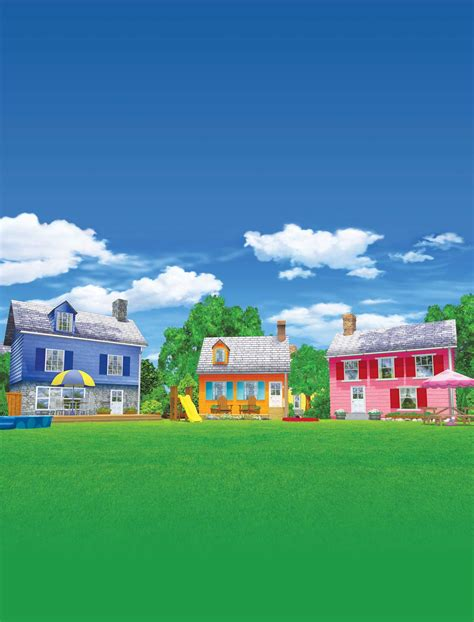 Backyardigans Backyard Paquin Artists Agency The Backyardigans Quest For The
