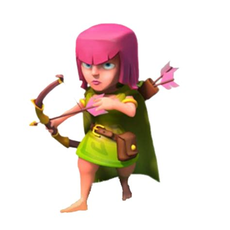gambar all troops clash of clans r evolution