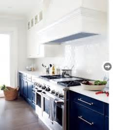 white blue kitchen dark blue kitchen cabinets home sweet home pinterest