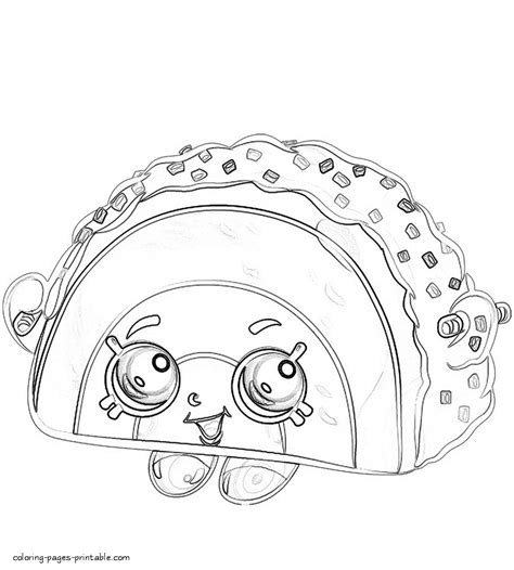 shopkins coloring pages rainbow bite free colouring pages shopkins rainbow bite