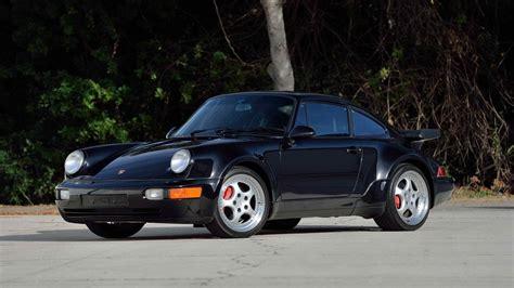 1994 porsche 911 turbo 1994 porsche 911 turbo s252 kissimmee 2017
