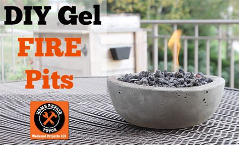 Diy Mini Pit diy gel pits easy cheap sizzle for table tops hometalk