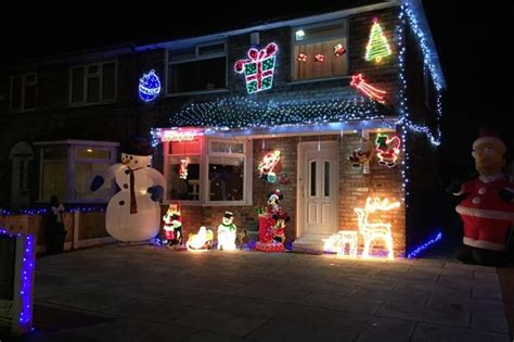 send us your christmas house pictures liverpool echo