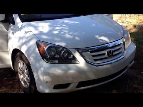 Honda Odyssey Cabin Air Filter by Honda Odyssey Cabin Air Filter Replacement How To Replace