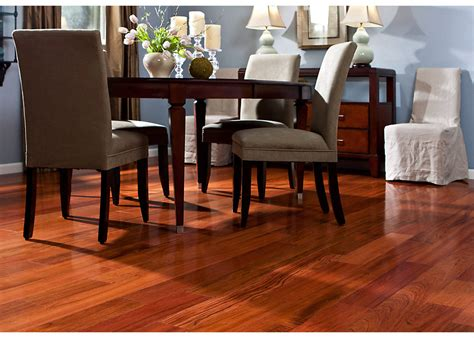 "1/2"" x 5"" Select Brazilian Cherry Engineered   BELLAWOOD"