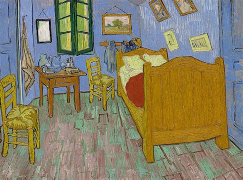 room gogh vincent goghs bedroom on airbnb for just 163 7 a daily