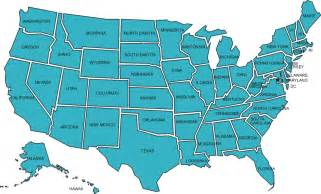 us map and states united states map united states mappery