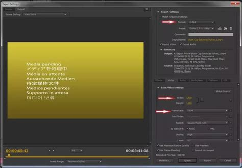 adobe premiere pro cs6 4k 60fps video sequence and how to export in 1080p 60fps in h264 from premiere pro quora