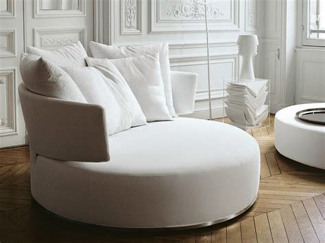 white sofa fabric style roundup decorating with round sofas and couches