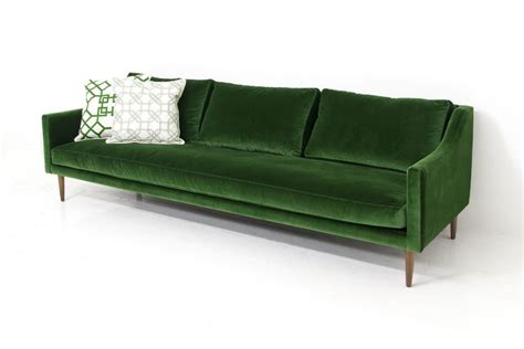 green loveseats rainbow roundup colorful sofas and loveseats casa brooklyn