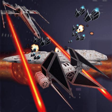 Danger In Blackwater Sw tie fighter anime new version page 4