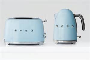 Green Kettle And Toaster Set New To Myer Smeg The Myer Blog
