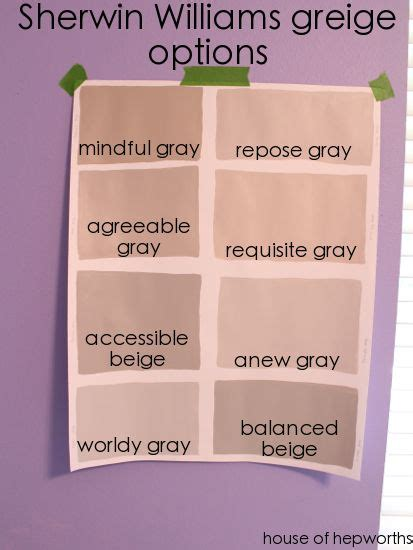 how to choose the greige sherwin williams sw gray beige greige options mindful gray agreeable gray accessible beige