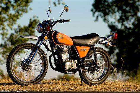 Honda Xl175 by Your Collection 1974 Honda Xl175 Racer X