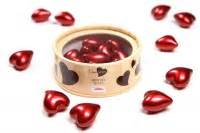 Chocolovers Bath Hearts by Quem Somos Be My