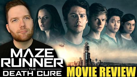 review film maze runner bagus maze runner the death cure movie review youtube