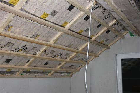 trockenbauarbeiten  der decke im og wir bauen dann mal