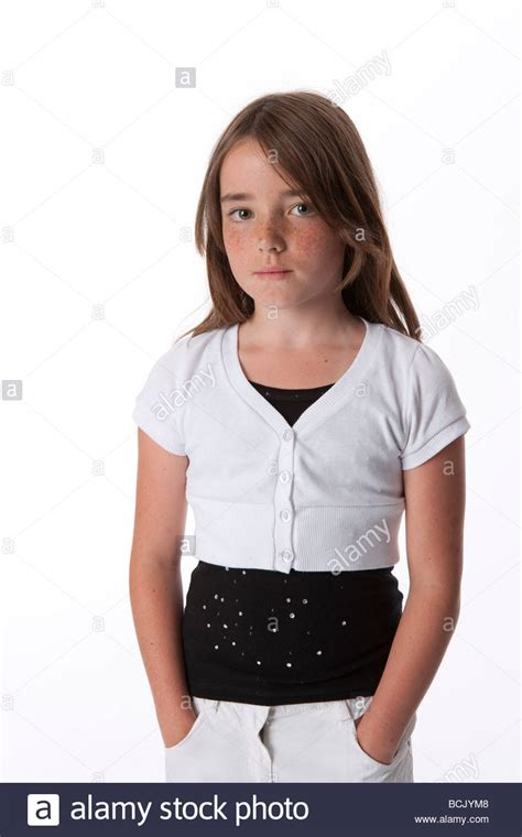 portrait of 10 year old girl stock photo getty images portrait of a cool 10 year old girl stock photo 25003112