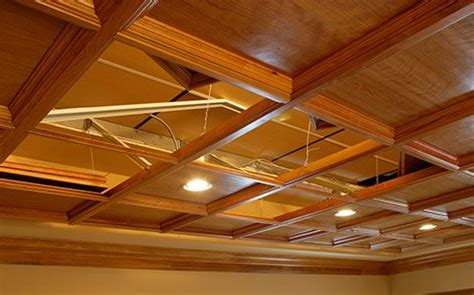 Wood Drop Ceiling Panels by 17 Best Ideas About Suspended Ceiling Systems On Acoustic Ceiling Panels Office