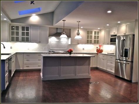 stock kitchen cabinets your home improvements refference lowes unfinished