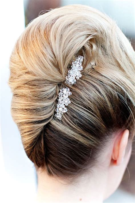modern french twist how to bridal french twist hairstyles