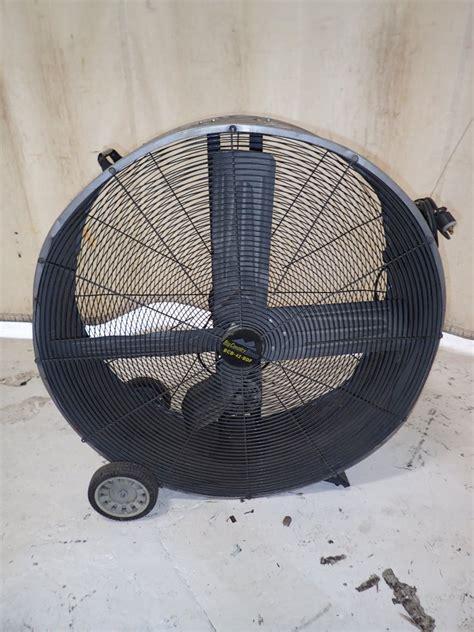 used big fan used big country breeze fan hgr industrial surplus