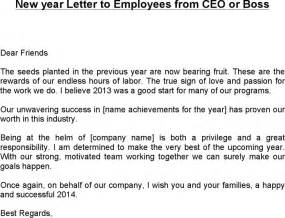 free new year letter to employees from ceo or boss docx