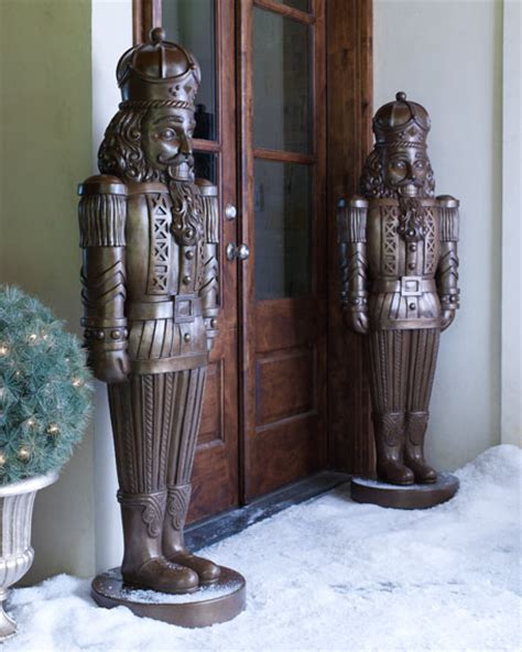 outdoor nutcrackers for sale at lowes outdoor nutcracker