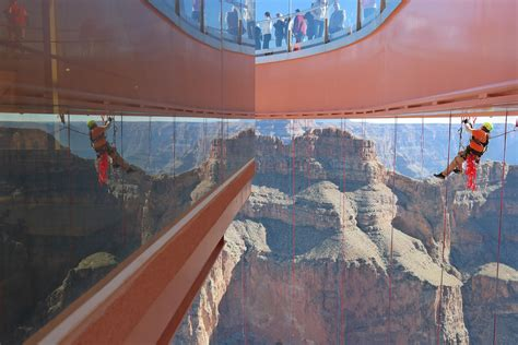 grand canyon rope swing cost skywalk