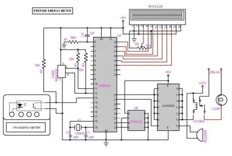 wiring diagram for smart meter wiring diagram with