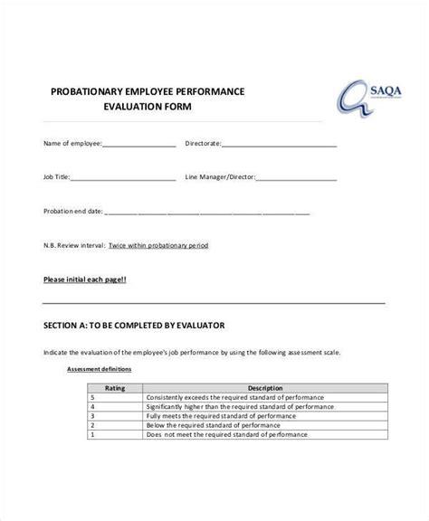 90 day probationary period form vocaalensembleconfianza nl