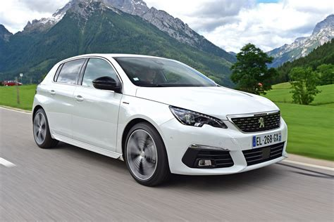 car peugeot 308 peugeot 308 1 5 diesel 2017 facelift review auto express