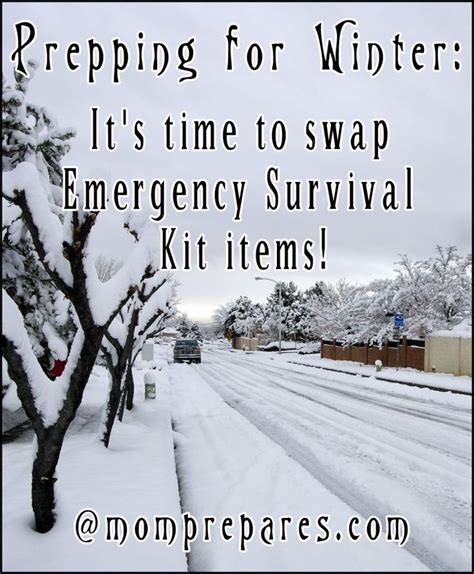 Philosophy Winter Weather Survival Kit 2 by 38 Best Winter Safety Images On Emergency