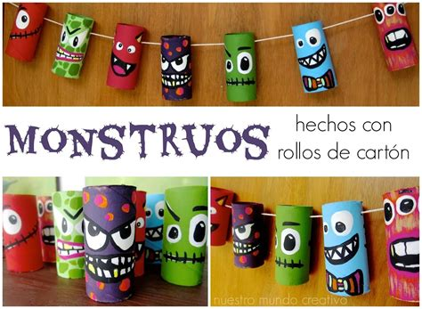 imagenes de halloween reciclables crea artividades part 4