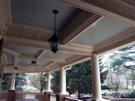 top   porch ceiling ideas covered space designs