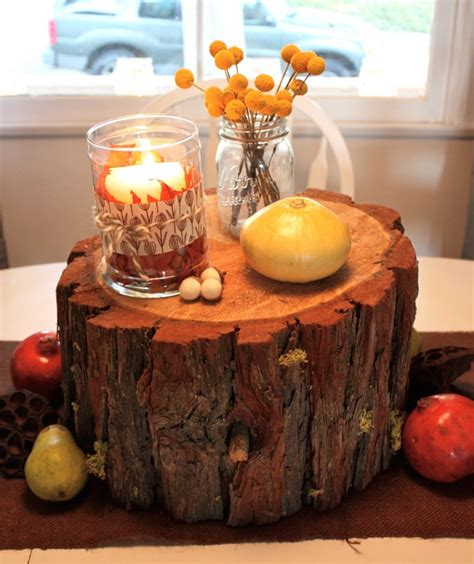 simple inexpensive fall table decorations 52 cool fall d 233 cor ideas digsdigs