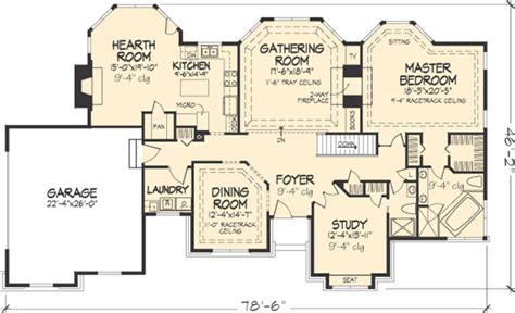 home design for 2200 sq ft ranch style house plans 2200 square foot home 1 story