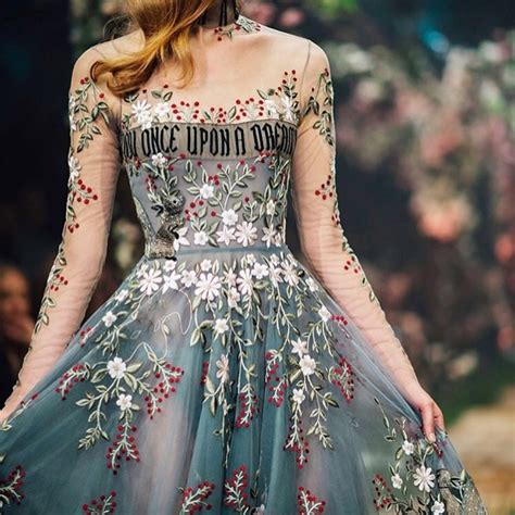 Australian Couture Label Presents Collection of Disney Inspired Dresses