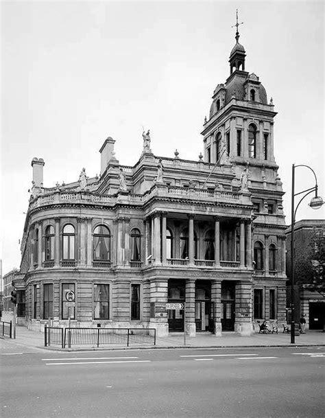 West Ham Town Hall, Stratford Broadway, Newham, London