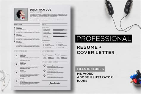 Organic Electronics Cover Letter by Professional Resume Cover Letter Resume Templates On