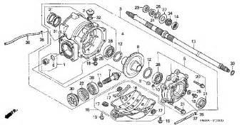 Honda Recon 250 Rear Axle Diagram How Do You Remove Axle On 04 Recon 250 Es Atvconnection